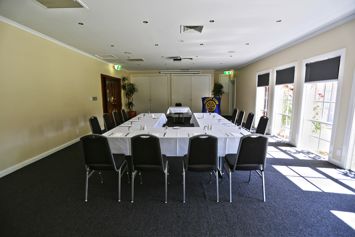 The Mickleham Room at Conference Centre