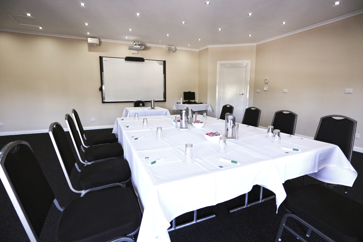 The Oaklands Boardroom at Conference Centre
